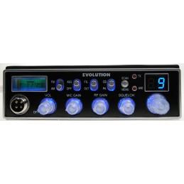 TTI TCB1100 27Mhz 40kan 12/24v