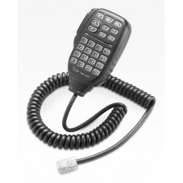 Icom HM-207 DTMF microphone