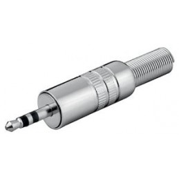 Connector 3.5mm Male Stereo...
