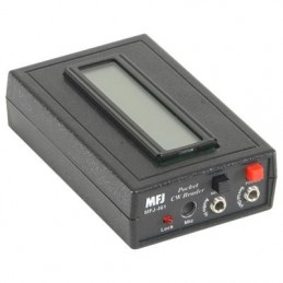 MFJ-461 Portable CW reader