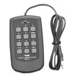 Yaesu FH-2 keyboard