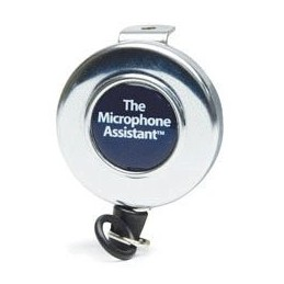 Mikrofonhållare, utdragbar