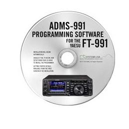 Yaesu ADMS-991U Software