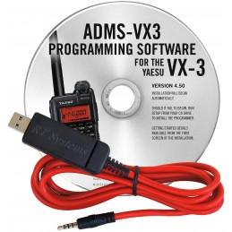Yaesu ADMS-VX3/USB