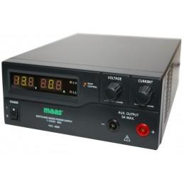 Maas HCS-3600 60Amp 1-15vdc