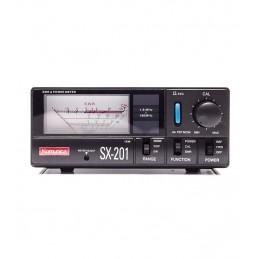 Komunica SX-201 SWR &...