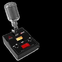 Delta 2M Chrome bordsmikrofon