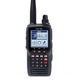 Yaesu FTA-450L flight Radio