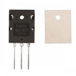 Palomar MAX-MOD transistor