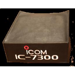 Dammskydd för Icom IC-7300