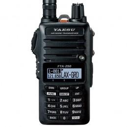 Yaesu FTA-250L flight Radio