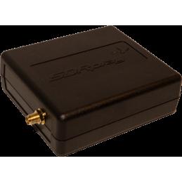 USB 2.0 kabel Typ A hane - Typ B hane 0,5m