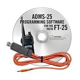 Yaesu ADMS-25-USB för Yaesu...