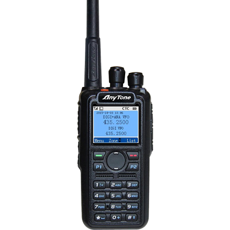 AnyTone D868UV DMR VHF/UHF