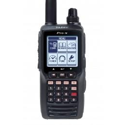 Yaesu FTA-550L flight radio