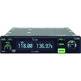 Icom IC-A210E flight Radio