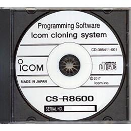 Icom CS-R8600 programvara...