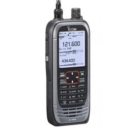 Icom IC-R30,D-STAR, P25, NXDN & dPMR