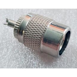 Connector PL-259 Male 7mm...
