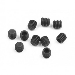 Hex screw M3x4mm for...