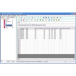 BUTEL - ARC3500 Basic Mjukvara till UBC-3500