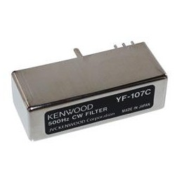 Kenwood YF-107C CW filter...