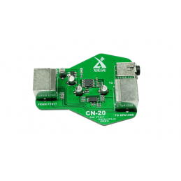 Xiegu CN-20 adapter for...