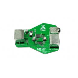 Xiegu CN-20 adapter för...