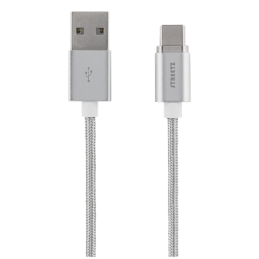 Laddarkabel USB/C Synk 2.4A...