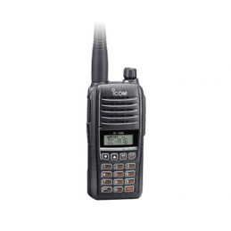 Icom IC-A16E with bluetooth...