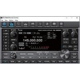 Icom RS-R8600 Remote IC-R8600