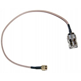 Pigtail RG-316 SMA Male -...