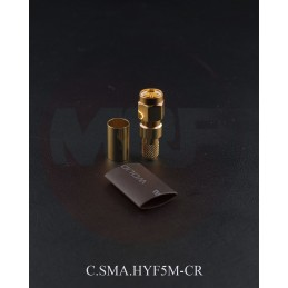 Connector SMA Male Crimp...