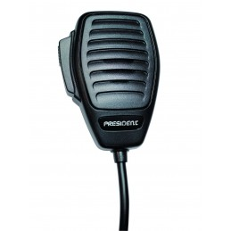 President 4-polig mikrofon