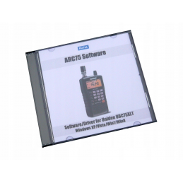BUTEL ARC75 Mjukvara till...