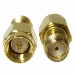 Adapter SMA Male - SMA Female