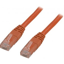 Network Cable Cat6 3m Orange