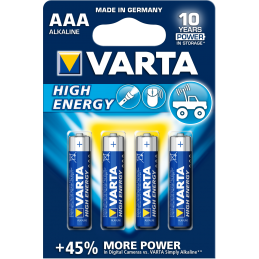 Battery Varta High Energy...