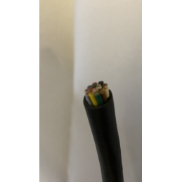 Control cable 14 x 0.35mm²