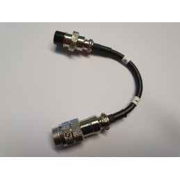 Mic adapter Icom 8pin mic...
