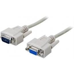 Seriell kabel DB9Hane -DB9...