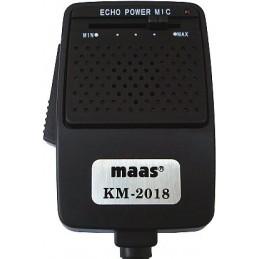 Maas KM-2018 Handmick med Echo