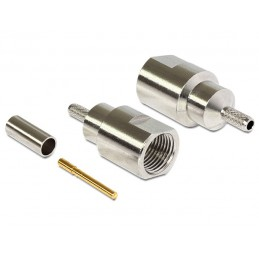Connector FME Male Crimp...