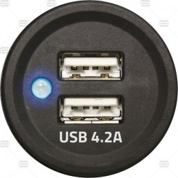 PowerPole USB jack with...