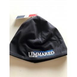 Mössa med Limmared-logga