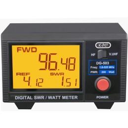 DG-503N SWR & effektmätare...
