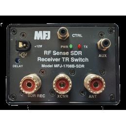 MFJ-1708B SDR HF RX/TX switch