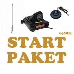 Startpaket för 69MHz mobil