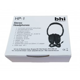 BHI HP-1 Hörlurar