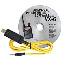 ADMS-VX6E Programmeringskit...